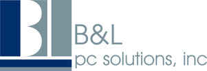 B&L PC Solutions, Inc. Logo